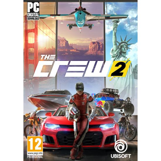 The Crew 2 - Global - PC Uplay Digital Code