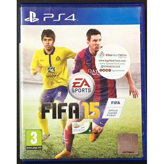 FIFA 15 - Arabic Edition - Used Like New | PS4
