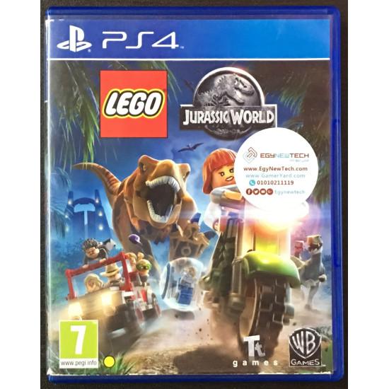 LEGO Jurassic World - Used Like New | PS4