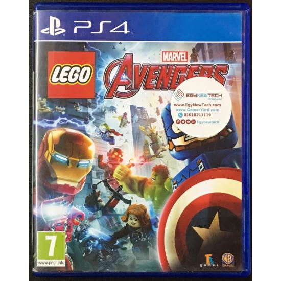 LEGO Marvel Avengers - Used Like New   PS4