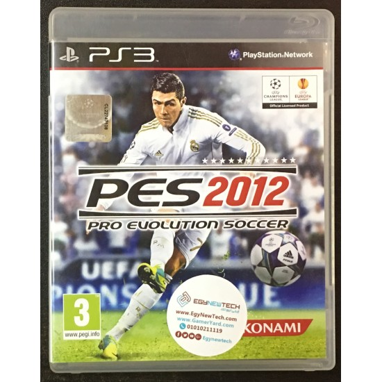 PES 2012 - Used Like New - PS3