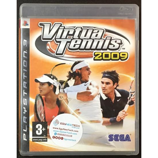 Virtua Tennis 2009 - Used Like New | PS3