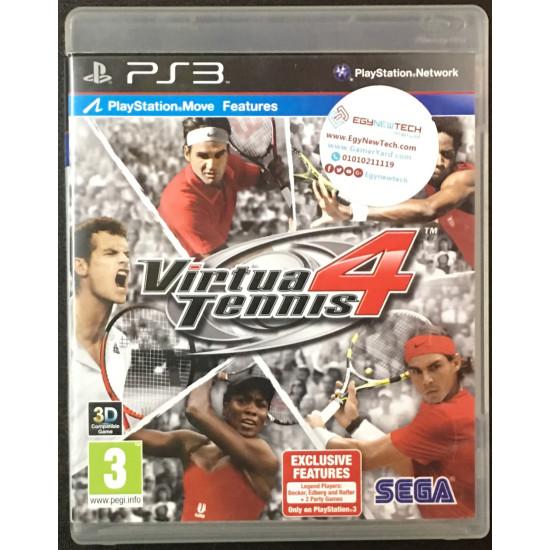 Virtua Tennis 4 - Used Like New | PS3