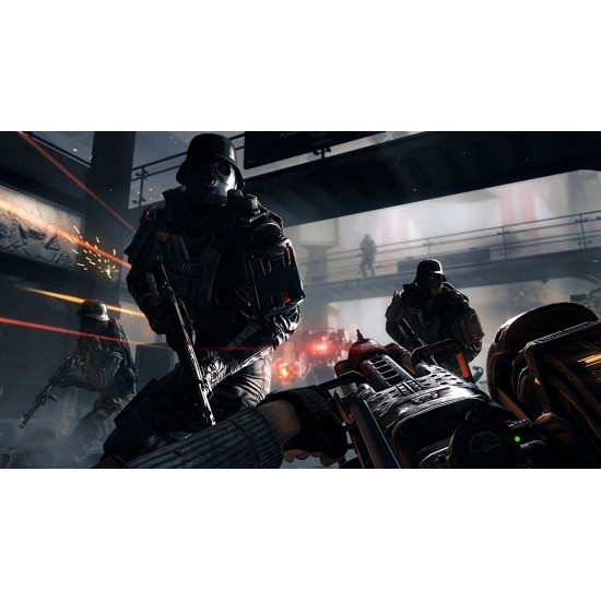 Wolfenstein The New Order and The Old Blood Double Pack | PS4