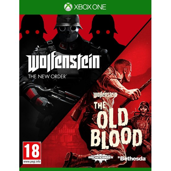 Wolfenstein The New Order and The Old Blood Double Pack | XB1