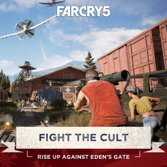 Far Cry 5 - Gold Edition | PS4