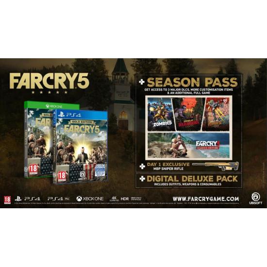 Far Cry 5 - Gold Edition | PC - Digital Code