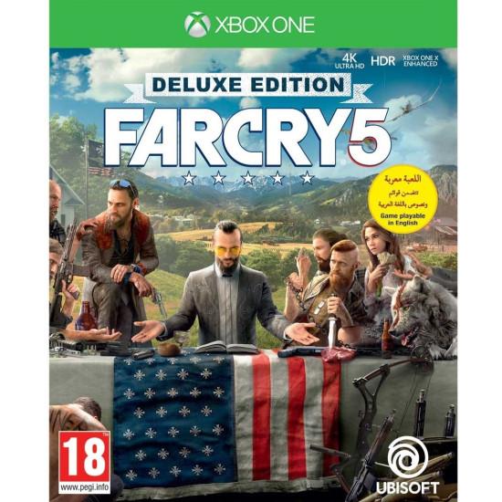 Far Cry 5 - Deluxe Arabic Edition | XB1