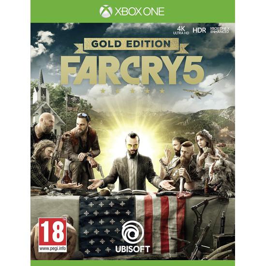 Far Cry 5 - Gold Edition | XB1
