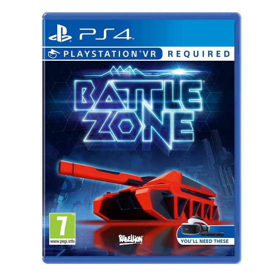 Battlezone - PSVR - PlayStation 4