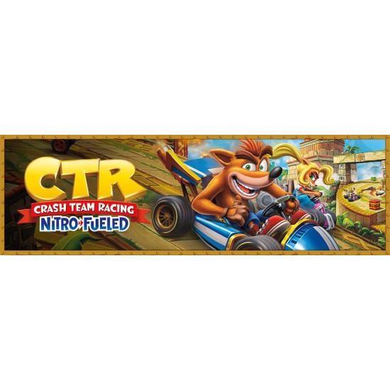 Crash Team Racing Nitro-Fueled - Arabic Dubbing - Switch