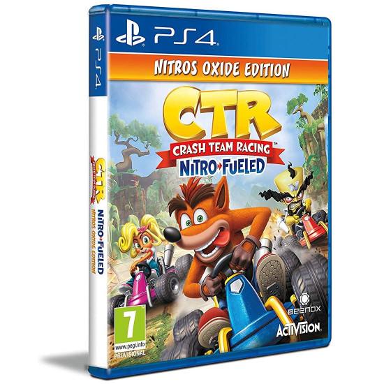 Crash Team Racing Nitro-Fueled - Nitros Oxide Edition - Arabic Dubbing - PlayStation 4