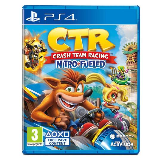 Crash Team Racing Nitro-Fueled - Arabic Dubbing - PlayStation 4