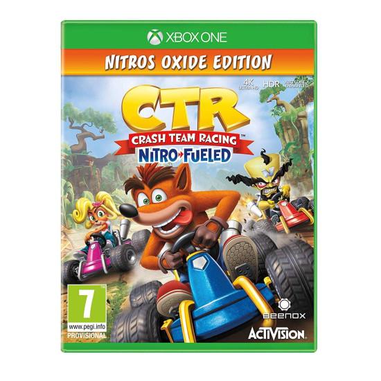 Crash Team Racing Nitro-Fueled - Nitros Oxide Edition - Include Arabic - Xbox One