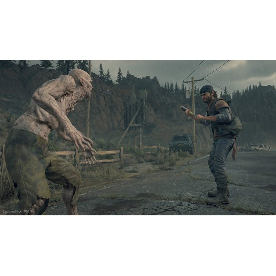 Days Gone - Middle East Edition - PlayStation 4