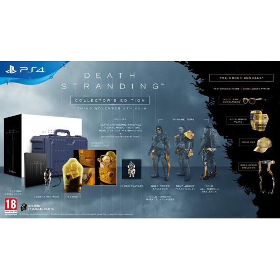 Death Stranding - Collectors Edition - PlayStation 4