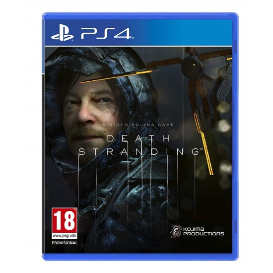 Death Stranding - Middle East Edition - PlayStation 4