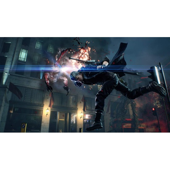Devil May Cry 5 - Deluxe Steelbook Edition - PlayStation 4