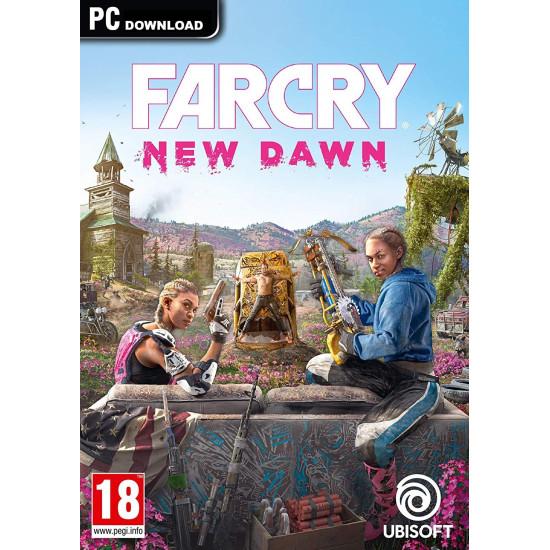 Far Cry New Dawn - PC - Uplay Digital Code