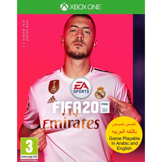 FIFA 20 - Include Arabic Commentary - Xbox One