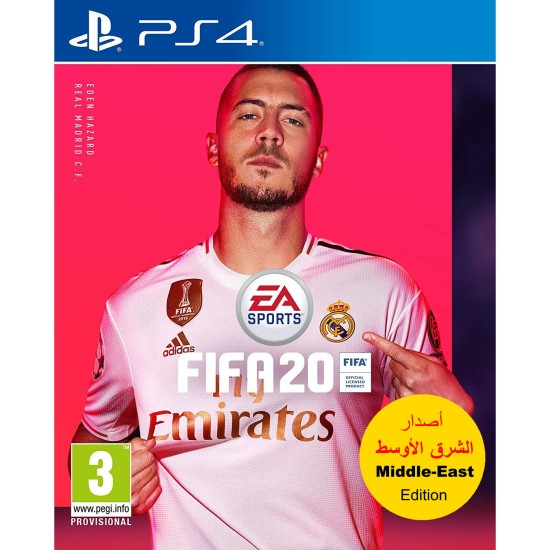 FIFA 20 - Middle East Arabic Commentary Edition - PlayStation 4