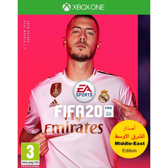 FIFA 20 - Middle East Arabic Commentary Edition - Xbox One