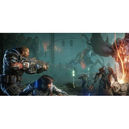 Gears 5 - Ultimate Edition - Include Arabic - Xbox One