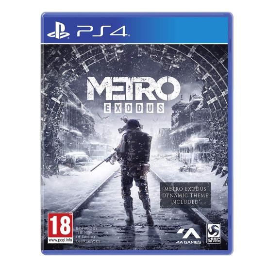 Metro Exodus: Day One Edition | PS4