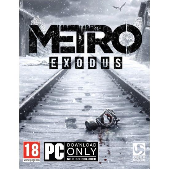 Metro Exodus - PC - Epic Digital Code