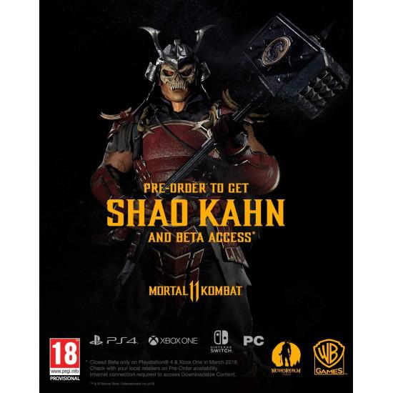 Mortal Kombat 11 Premium Collection - PC Steam Digital Code
