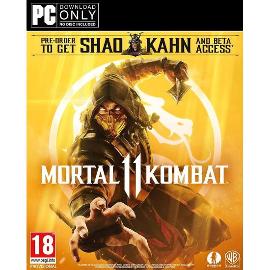 Mortal Kombat 11 - PC Steam Digital Code
