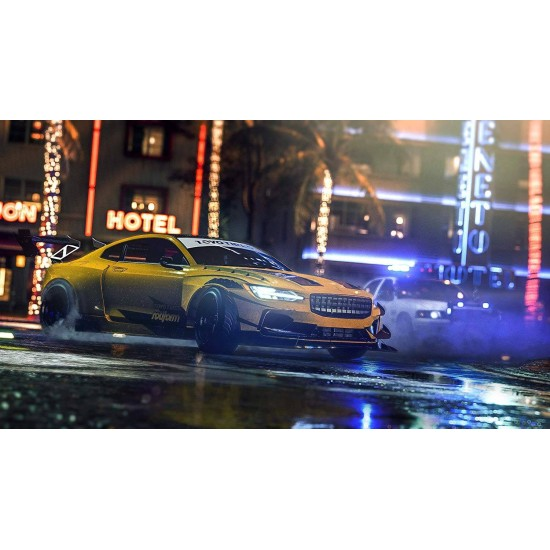 Need for Speed Heat - Middle East Edition - PlayStation 4