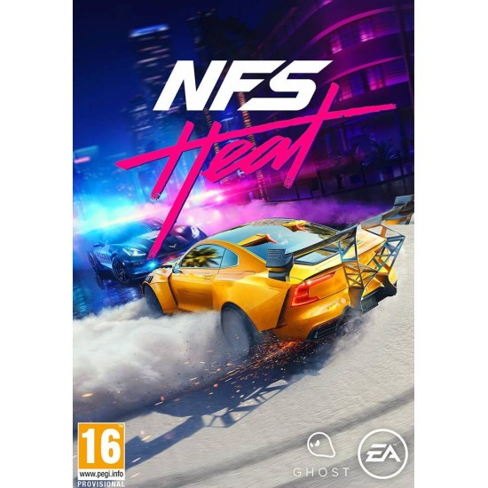 Need for Speed Heat - Global - PC Origin Digital Code