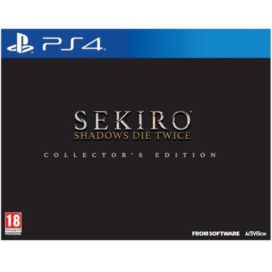 Sekiro Shadows Die Twice - Collectors Edition - PlayStation 4