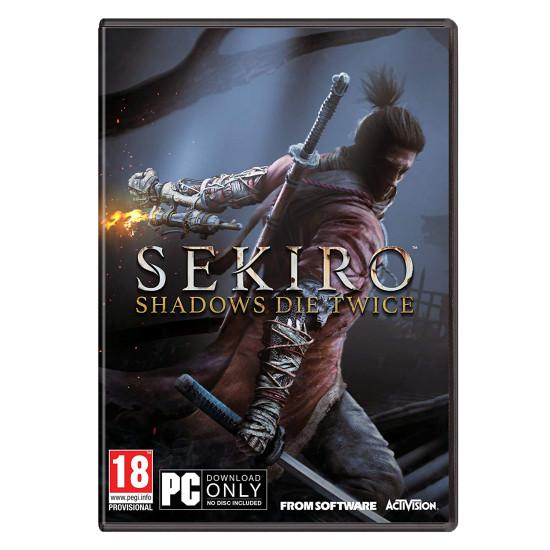 Sekiro Shadows Die Twice - PC Steam Digital Code