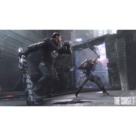 The Surge 2 - playstation 4