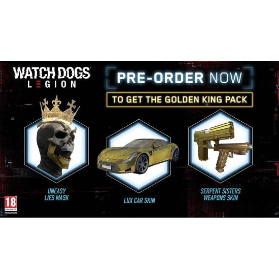 Watch Dogs Legion - Gold Edition - PlayStation 4