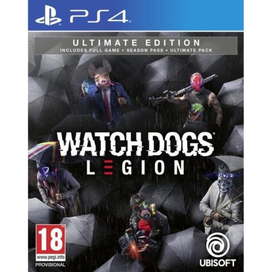 Watch Dogs Legion - Ultimate Edition - PlayStation 4