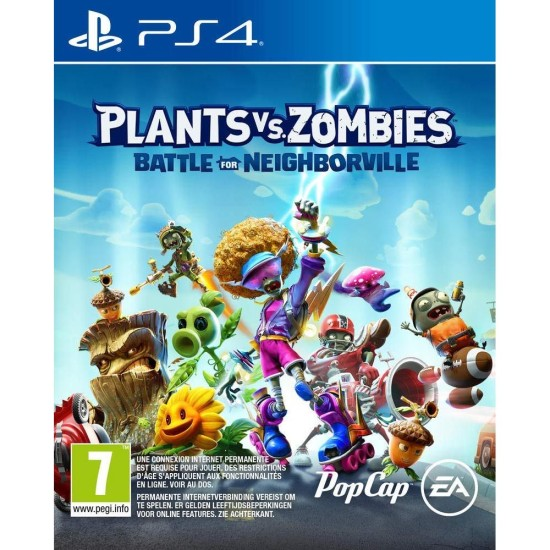 Plants vs zombies Neighborville - Middle East Edition - PlayStation 4