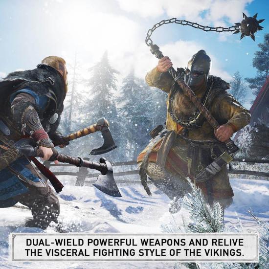 Assassins Creed Valhalla Gold Edition - PlayStation 4
