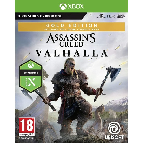 Assassins Creed Valhalla Gold Edition - Xbox One