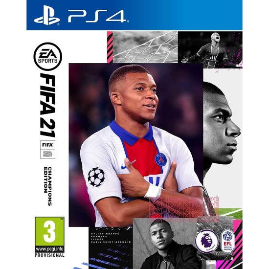 FIFA 21 Champions Edition - Include Arabic Commentary - PlayStation 4