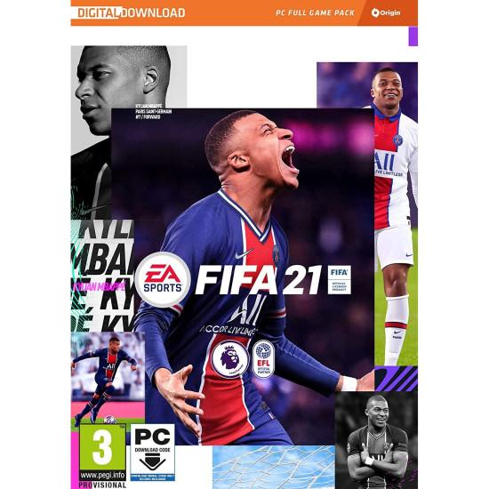 FIFA 21 - Global - English - PC Origin Digital Code
