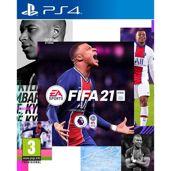 FIFA 21 - Include Arabic Commentary - PlayStation 4