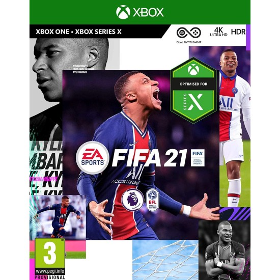 FIFA 21 - Include Arabic Commentary - Xbox One