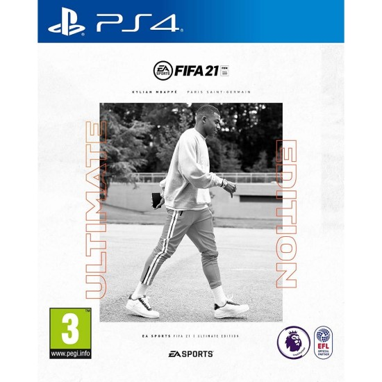 FIFA 21 Ultimate Edition - Include Arabic Commentary - PlayStation 4