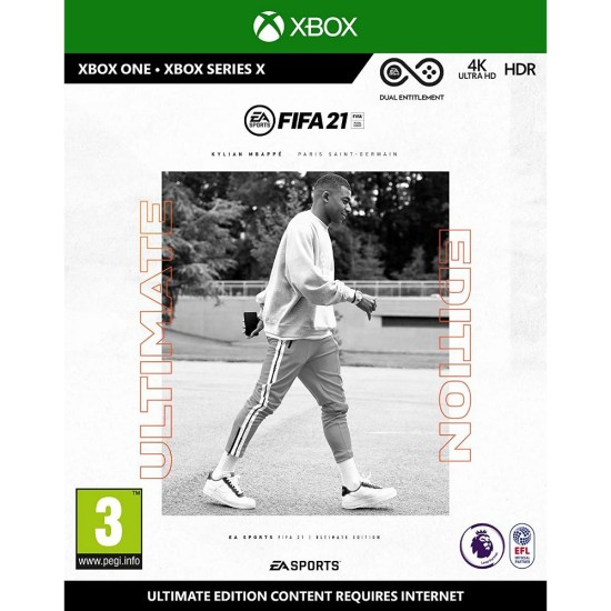 FIFA 21 Ultimate Edition - Include Arabic Commentary - Xbox One