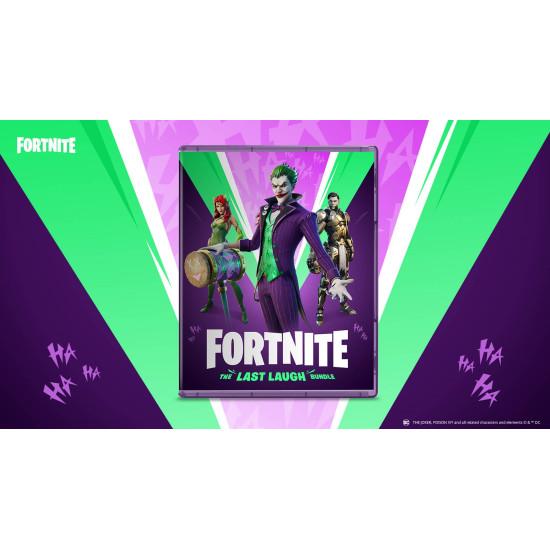 Fortnite: The Last Laugh Bundle - USA Digital Code - Xbox One / Series X