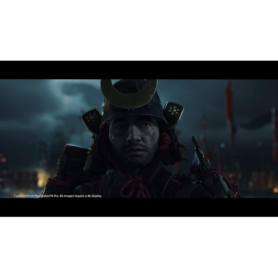 Ghost of Tsushima - Arabic Subtitle - PlayStation 4