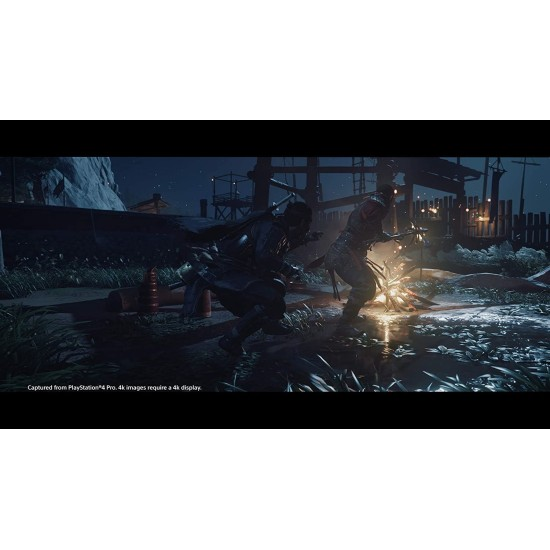 Ghost of Tsushima - Arabic Subtitle - PlayStation 4